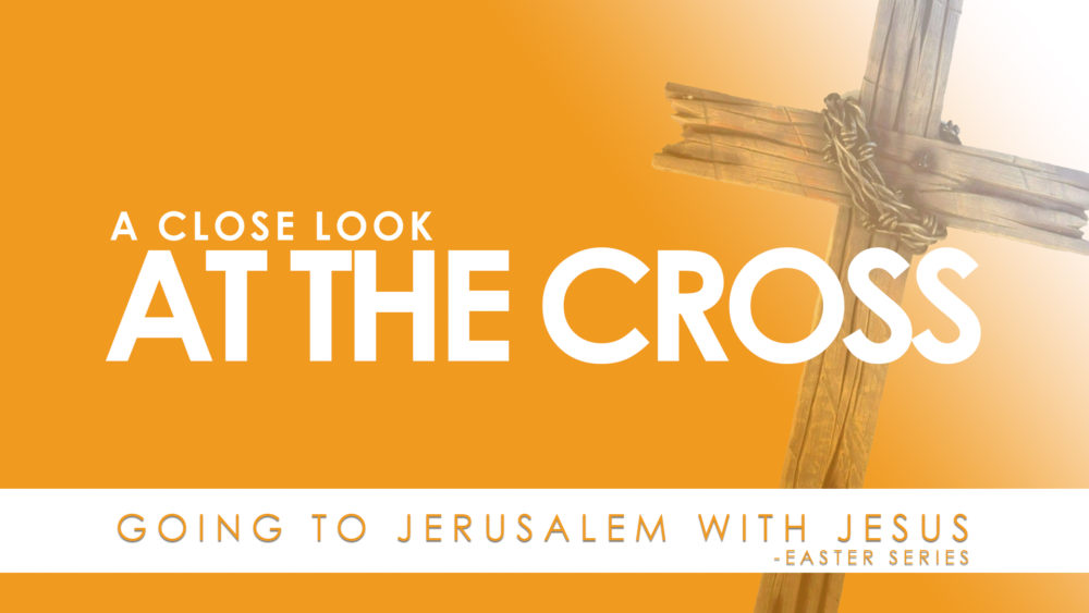 A Close Look at the Cross Image
