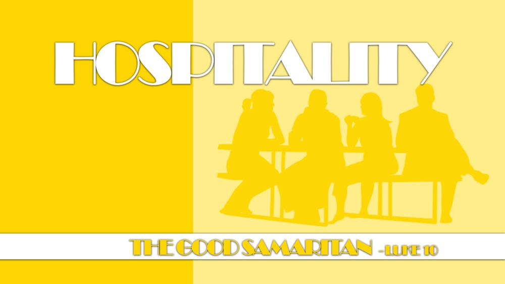 Hospitality - Part 2 Image